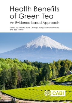 Cover of the book Health Benefits of Green Tea