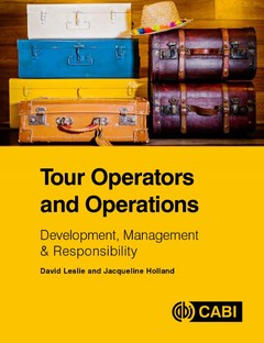Cover of the book Tour Operators and Operations