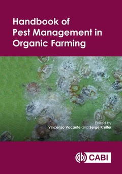 Cover of the book Handbook of Pest Management in Organic Farming