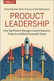 Cover of the book Product Leadership