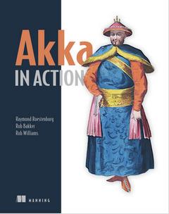 Couverture de l'ouvrage Akka in Action