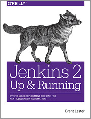 Cover of the book Jenkins 2 : Up and Running