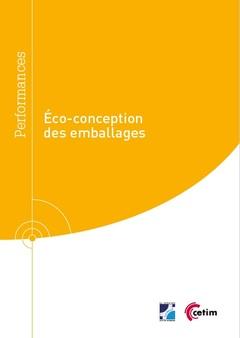 Couverture de l'ouvrage Éco-conception des emballages (Réf : 9Q294)
