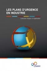 Couverture de l'ouvrage Les plans d'urgence en industrie