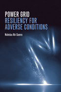 Cover of the book Power Grid Resiliency for Adverse Conditions