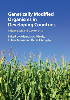 Couverture de l'ouvrage Genetically Modified Organisms in Developing Countries