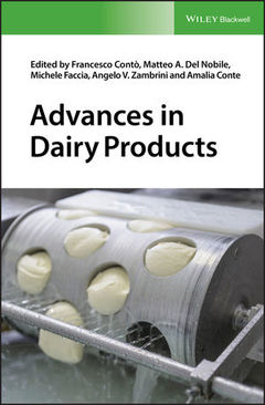 Couverture de l'ouvrage Advances in Dairy Products