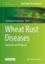 Couverture de l'ouvrage Wheat Rust Diseases
