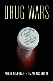 Couverture de l'ouvrage Drug Wars