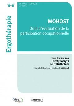 Couverture de l'ouvrage MOHOST