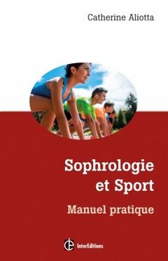 Cover of the book Sophrologie et sport