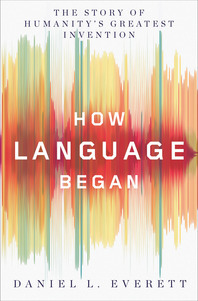 Cover of the book How Language Began