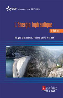 Couverture de l'ouvrage L'énergie hydraulique