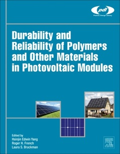 Cover of the book Durability and Reliability of Polymers and Other Materials in Photovoltaic Modules