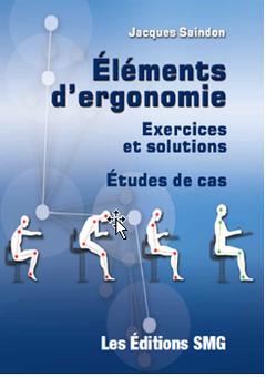 Couverture de l'ouvrage Éléments d'ergonomie