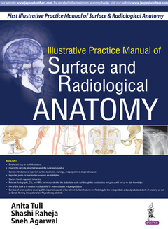 Cover of the book Illustrative Practice Manual of Surface and Radiological Anatomy