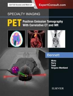 Couverture de l'ouvrage Specialty Imaging: PET