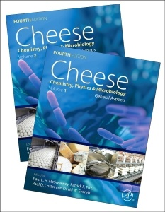 Couverture de l'ouvrage Cheese : Chemistry, Physics and Microbiology  (2 volume set)