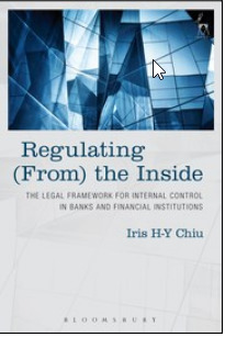 Cover of the book Regulating (From) the Inside
