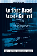 Cover of the book Attribute-Based Access Control