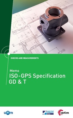 Cover of the book Memo ISO-GPS Specification GD & T (Réf : 4C15)