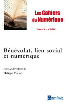 Couverture de l'ouvrage Les cahiers du numérique Volume 13 N° 2/Avril-Juin 2017