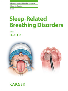 Cover of the book Sleep-Related Breathing Disorders