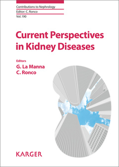 Cover of the book Current Perspectives in Kidney Diseases