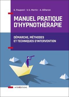 Couverture de l'ouvrage Manuel pratique d'hypnothérapie