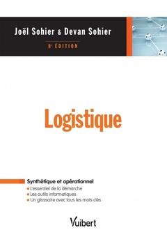Couverture de l'ouvrage Logistique