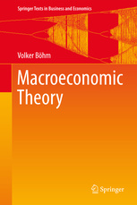 Cover of the book Macroeconomic Theory