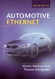 Couverture de l'ouvrage Automotive Ethernet