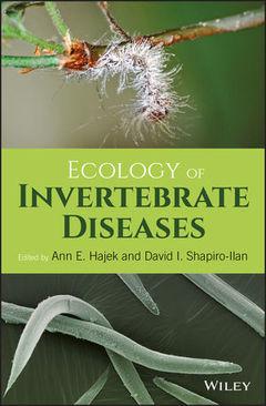 Couverture de l'ouvrage Ecology of Invertebrate Diseases