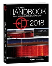 Cover of the book The ARRL Handbook for Radio Communications 2018