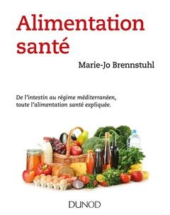 Couverture de l'ouvrage Alimentation santé