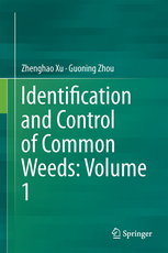 Couverture de l'ouvrage Identification and Control of Common Weeds: Volume 1