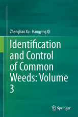 Couverture de l'ouvrage Identification and Control of Common Weeds: Volume 3