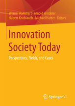 Cover of the book Innovation Society Today