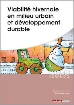 Couverture de l'ouvrage Viabilité hivernale en milieu urbain et développement durable