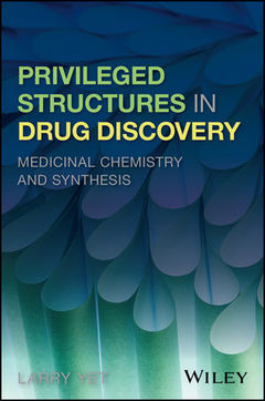 Cover of the book Privileged Structures in Drug Discovery