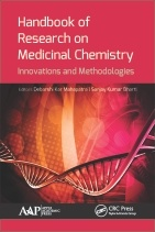Cover of the book Handbook of Research on Medicinal Chemistry