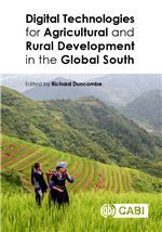 Cover of the book Digital Technologies for Agricultural and Rural Development in the Global South