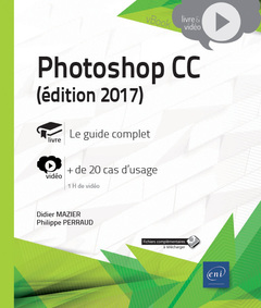 Cover of the book Photoshop CC (édition 2017)