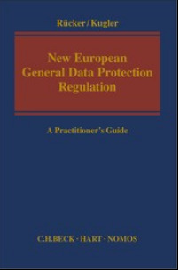 Cover of the book New European General Data Protection Regulation