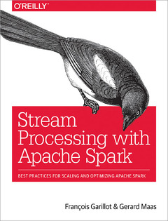 Cover of the book Learning Spark Streaming