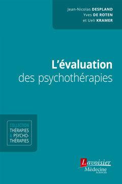 Couverture de l'ouvrage L'évaluation des psychothérapies