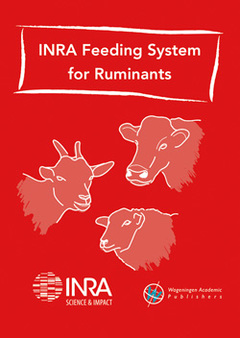 Couverture de l'ouvrage INRA Feeding Systems for Ruminants