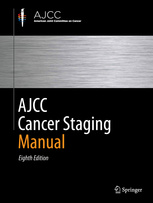 Cover of the book AJCC Cancer Staging Manual