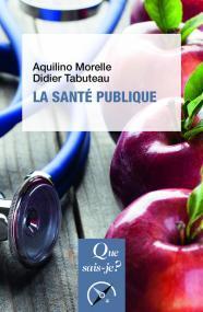 Couverture de l'ouvrage La santé publique