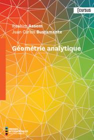 Couverture de l'ouvrage Géométrie Analytique